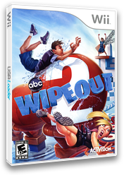 Wipeout 2 Wii cover (SW2E52)