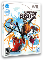 Winter Stars Wii cover (SW3EJJ)