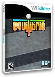 Equilibrio WiiWare cover (WEQE)