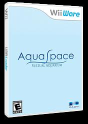 AquaSpace WiiWare cover (WGPE)