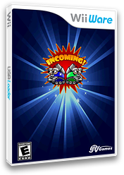 Incoming WiiWare cover (WIGE)