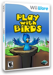 Play with Birds WiiWare cover (WIHE)