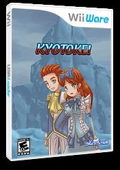 Kyotokei WiiWare cover (WKCE)