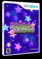 Moki Moki WiiWare cover (WMOE)
