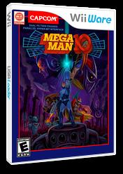 Mega Man 10 WiiWare cover (WRXE)