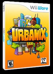 Urbanix WiiWare cover (WURE)