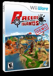 Racers Islands Crazy Racers Demo WiiWare cover (XIDE)