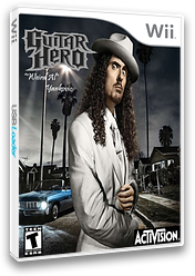 Guitar Hero III Custom : Weird Al Yankovic CUSTOM cover (RG1552)