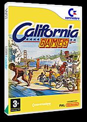 California Games VC-C64 cover (C97P)