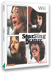 StarSing : The Beatles Volume 2 v2.1 CUSTOM cover (CTOP00)
