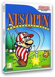 NES Open Tournament Golf VC-NES cover (FAPP)