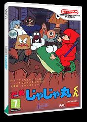 Ninja JaJaMaru-kun VC-NES cover (FAQL)