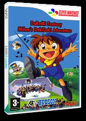 DoReMi Fantasy - Milon's DokiDoki Adventure VC-SNES cover (JCAL)