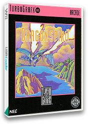 Dragon Spirit VC-PCE cover (PBAP)
