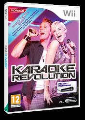 Karaoke Revolution Wii cover (RK9PA4)