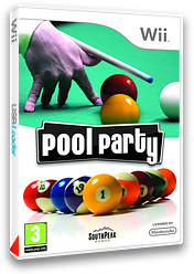 Pool Party pochette Wii (RPQPS5)