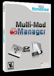 Multi Mod Manager Homebrew cover (DMUA)