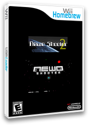 Newo Shooter Homebrew cover (DNSA)