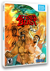 Altered Beast VC-Arcade cover (E6XE)