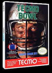 Tecmo Bowl VC-NES cover (FAVE)