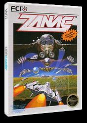 Zanac VC-NES cover (FB5E)