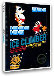 Ice Climber VC-NES cover (FBEE)