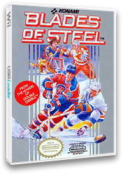 Blades of Steel VC-NES cover (FDPE)
