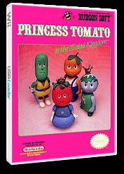 Princess Tomato in the Salad Kingdom VC-NES cover (FFLE)
