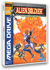 Alien Soldier VC-MD cover (MBTE)