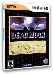 Dead Moon VC-PCE cover (PCBE)