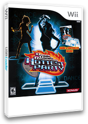 Dance Dance Revolution: Hottest Party Wii cover (RDDEA4)