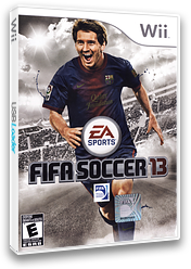 FIFA Soccer 13 Wii cover (S3FE69)