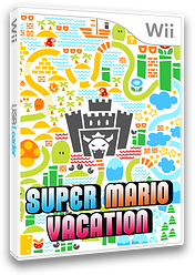 Super Mario Vacation CUSTOM cover (SMVE01)