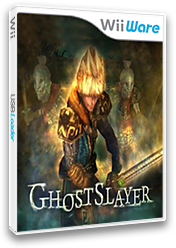 GhostSlayer WiiWare cover (WG4E)