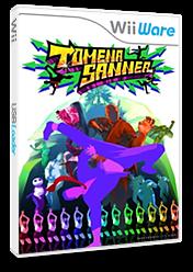Tomena  Sanner WiiWare cover (WT3E)