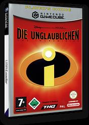 Die Unglaublichen GameCube cover (GICD78)