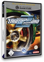 Need for Speed: Underground 2 GameCube cover (GUGD69)