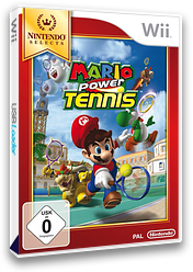 Mario Power Tennis Wii cover (RMAP01)