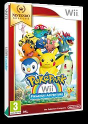 PokéPark Wii: Pikachu's Adventure Wii cover (R8AP01)