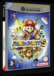 Mario Party 5 pochette GameCube (GP5P01)