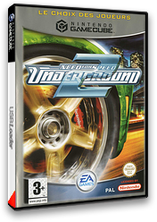 Need for Speed: Underground 2 pochette GameCube (GUGF69)