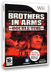 Brothers in Arms : Earned in Blood pochette Wii (RB5P41)