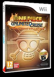One Piece - Unlimited Cruise 1:Le Trésor sous les Flots pochette Wii (ROUPAF)
