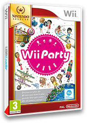Wii Party pochette Wii (SUPP01)