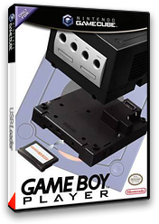 Game Boy Player pochette GameCube (UGPP01)