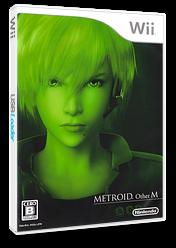 メトロイド アザーエム Wii cover (R3OJ01)