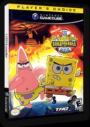 SpongeBob SquarePants:The Movie GameCube cover (GGVE78)