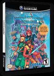 Phantasy Star Online Episode I & II GameCube cover (GPOE8P)