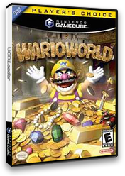 Wario World GameCube cover (GWWE01)