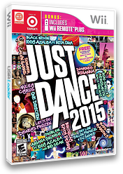 Just Dance 2015 Wii cover (SE3E41)